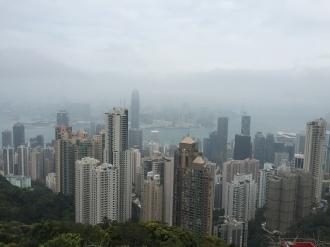Blick vom Peak
