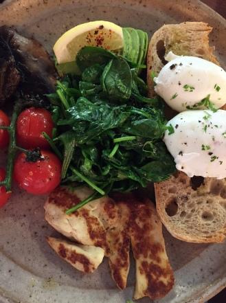 Frühstück im CommonManCoffeeRoasters
