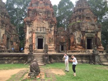 Am falschen Tempel?