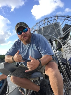 Airboat Captain.