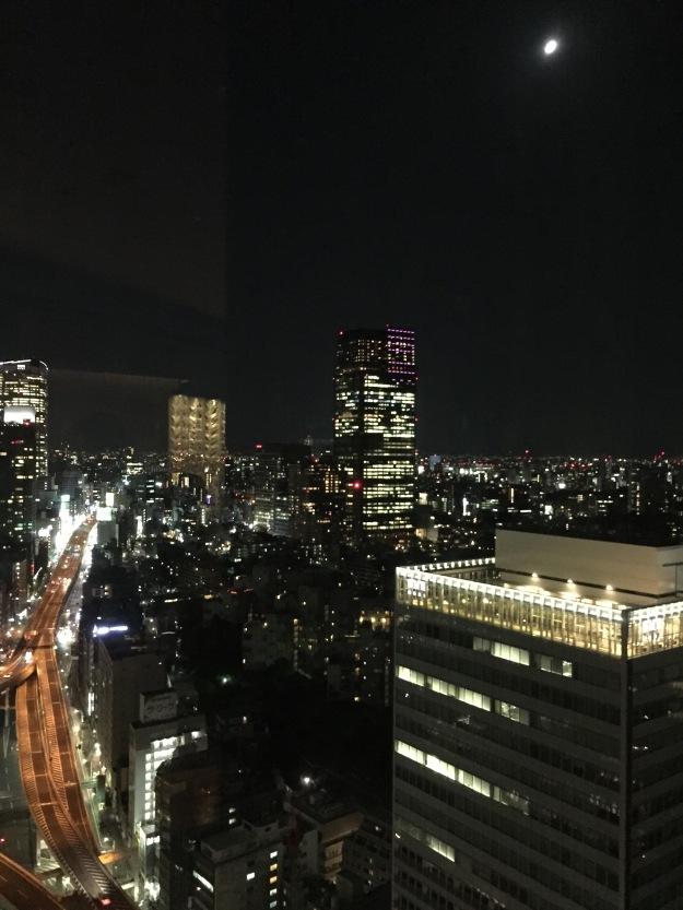Grandioses Tokio.